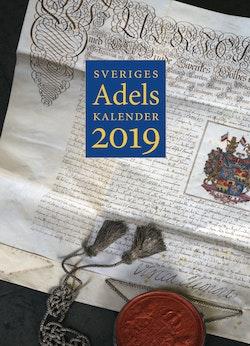 Sveriges Ridderskap och Adels kalender 2019