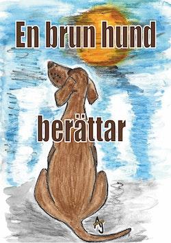 En brun hund berättar