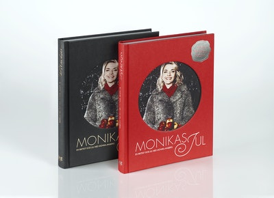 Monikas jul : en riktigt god jul med Monika Ahlberg