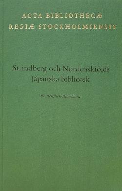 Strindberg och Nordenskiölds japanska bibliotek