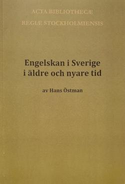 Engelskan i Sverige i äldre och nyare tid