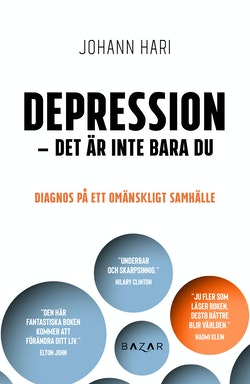 Depression - det är inte bara du : diagnos på ett omänskligt samhälle