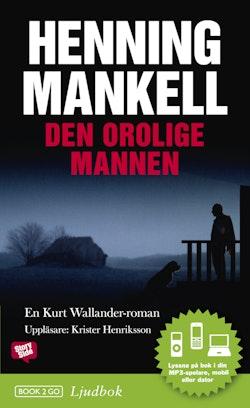 Den orolige mannen Book2go