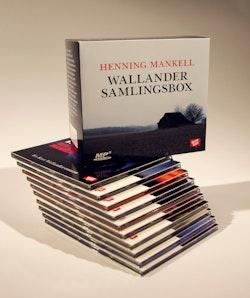 Wallander samlingsbox