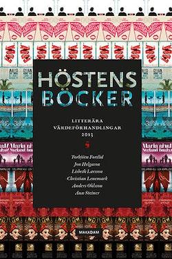 Höstens böcker : litterära värdeförhandlingar 2013