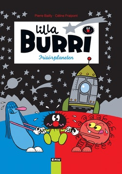 Lilla Burri  - Frisörplaneten
