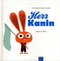 Herr Kanin jagar en fjäril