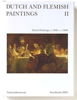 Dutch and Flemish Paintings II