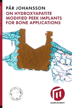 On hydroxyapatite modified peek implants for bone applications