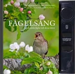 Fågelsång : 150 svenska fåglar och deras läten
