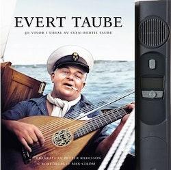 Evert Taube : 50 visor i urval av Sven-Bertil Taube