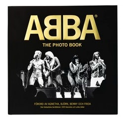 ABBA : the photo book (deluxeutgåva)