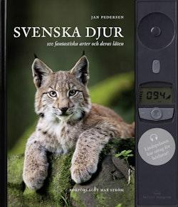 Svenska djur : 100 svenska arter och deras läten (kompakt)
