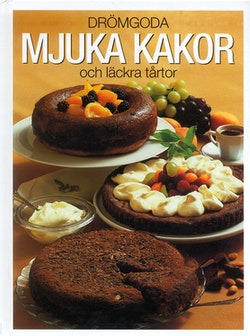 Drömgoda mjuka kakor och läckra tårtor