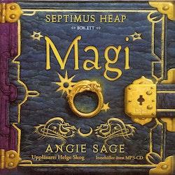 Septimus Heap. Bok 1, Magi