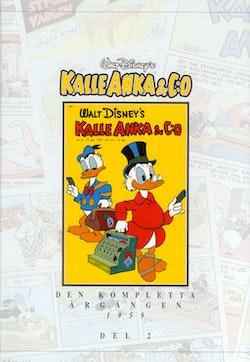 Kalle Anka & C:o. Den kompletta årgången 1959. D. 2