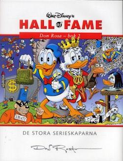 Walt Disney's hall of fame : de stora serieskaparna. 05, Don Rosa. Bok 2