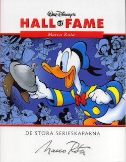 Walt Disney's hall of fame : de stora serieskaparna. 07, Marco Rota