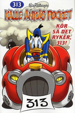 Kalle Ankas Pocket nr 313