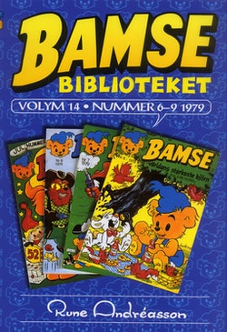 Bamsebiblioteket. Vol. 14, Nummer 6-9 1979