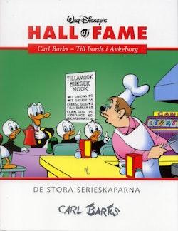 Walt Disney's hall of fame : de stora serieskaparna. 08, Carl Barks. Bok 2. Till bords i Ankeborg