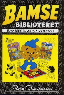 Bamsebiblioteket : Bamses bästa. Vol. 1