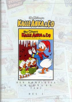 Kalle Anka & C:o. Den kompletta årgången 1961. D. 1