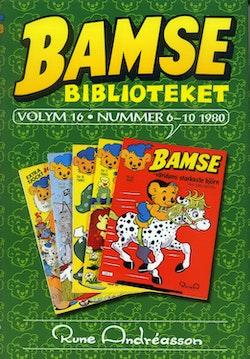 Bamsebiblioteket. Vol. 16, Nummer 6-10 1980