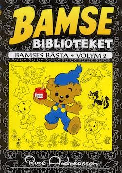 Bamsebiblioteket : Bamses Bästa volym 2