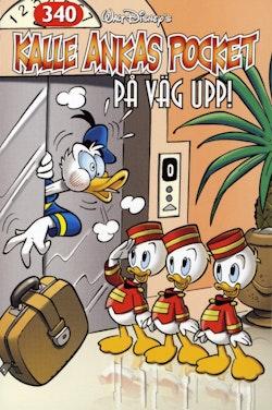 Kalle Ankas Pocket nr 340