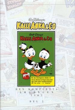 Kalle Anka & C:o. Den kompletta årgången 1962. D. 2