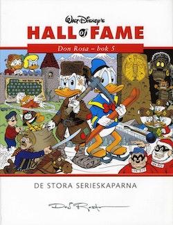 Walt Disney's hall of fame : de stora serieskaparna. 20, Don Rosa. Bok 5