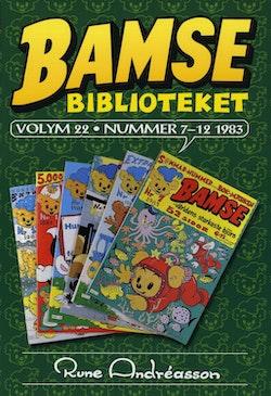 Bamsebiblioteket. Vol. 22, Nummer 7-12 1983