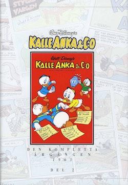 Kalle Anka & C:o. Den kompletta årgången 1963. D. 2