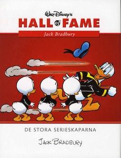Walt Disney's hall of fame : de stora serieskaparna. 21, Jack Bradbury