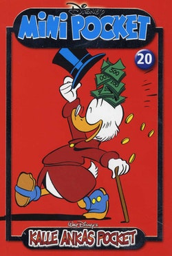 Kalle Ankas Minipocket 20
