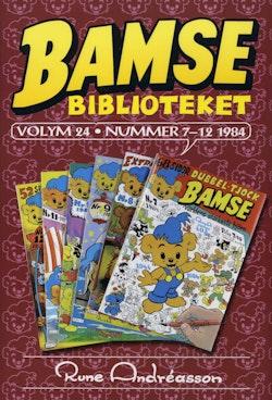 Bamsebiblioteket. Vol. 24, Nummer 7-12 1984