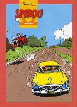 Spirou. 1954-1956