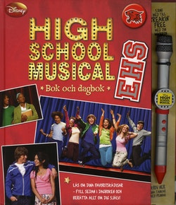 High School Musical. Bok och dagbok