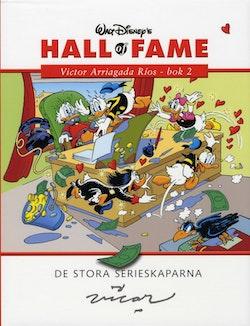 Walt Disney's hall of fame : de stora serieskaparna. Victor Arriagada Ríos 2