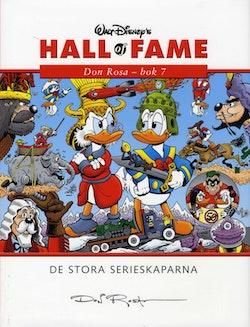 Walt Disney's hall of fame : de stora serieskaparna. 24, Don Rosa 7
