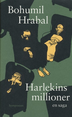 Harlekins millioner : saga