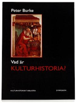 Vad är kulturhistoria?