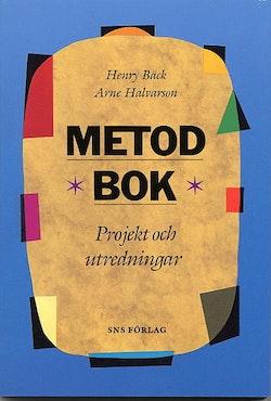 Metodbok Projekt och utredningar