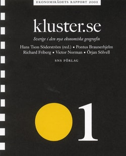 Kluster.se : Sverige i den nya ekonomiska geografin