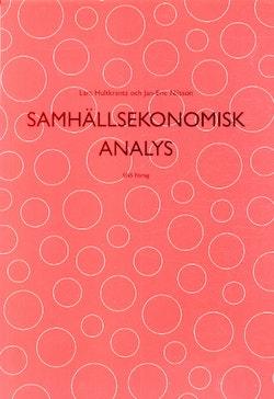 Samhällsekonomisk analys