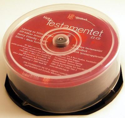 Nya testamentet CD