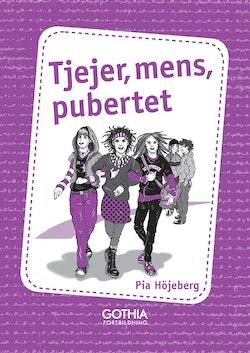Tjejer, mens, pubertet