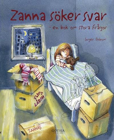Zanna söker svar : en bok om stora frågor