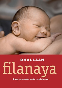 Filinaya : buug ka saabasn uurka iyo dhalmada (Vänta barn)